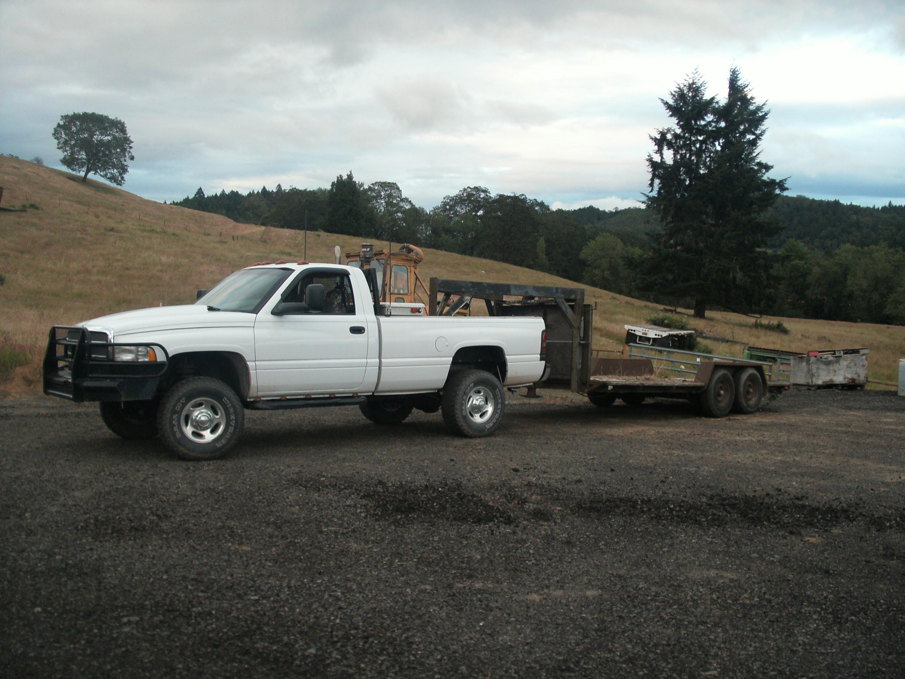 Wyo Truck For Sale 01 2500 6 Speed Dodge Cummins Diesel Forum