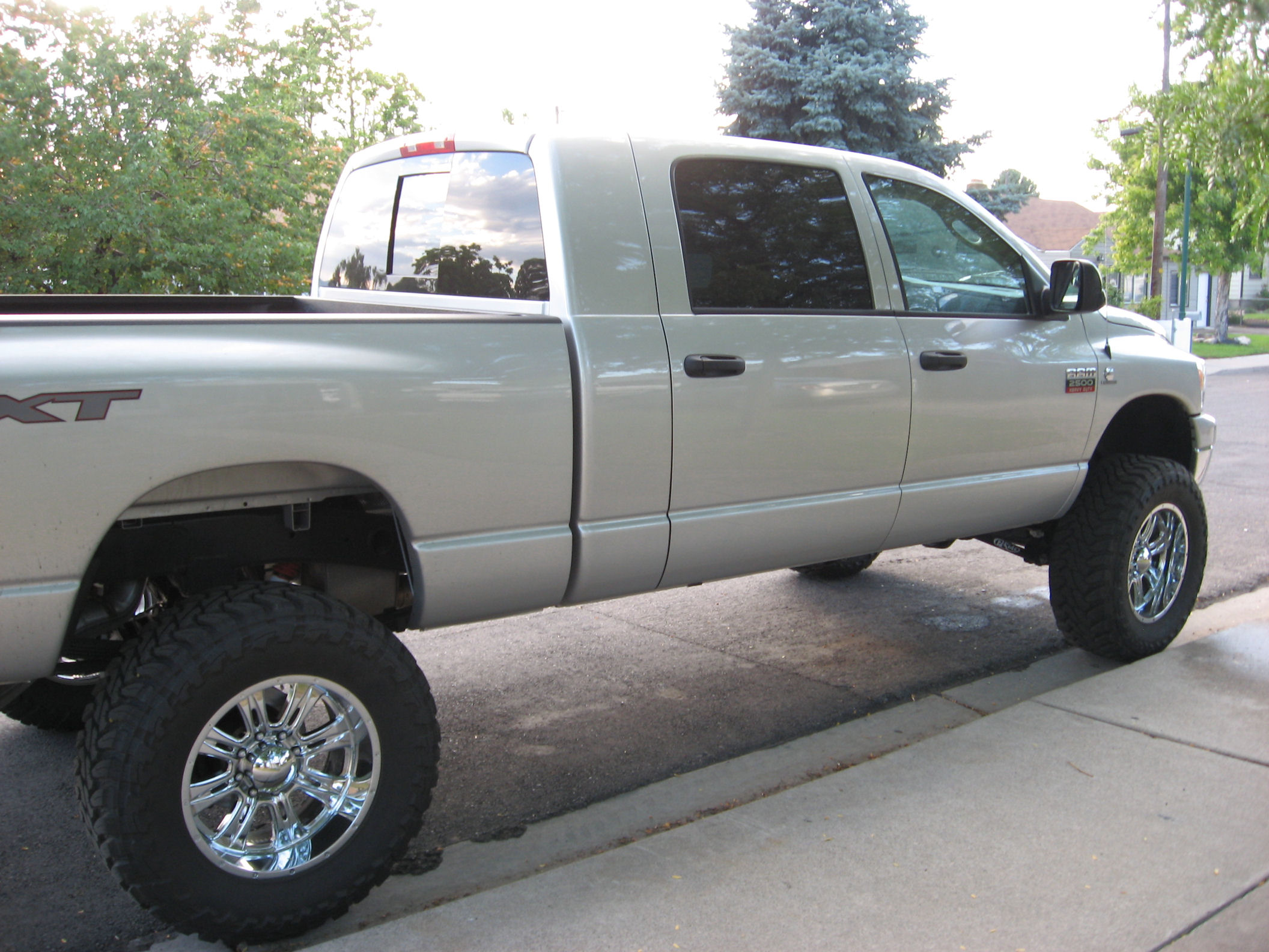 2008 Dodge Mega Cab 2500 - Dodge Cummins Diesel Forum