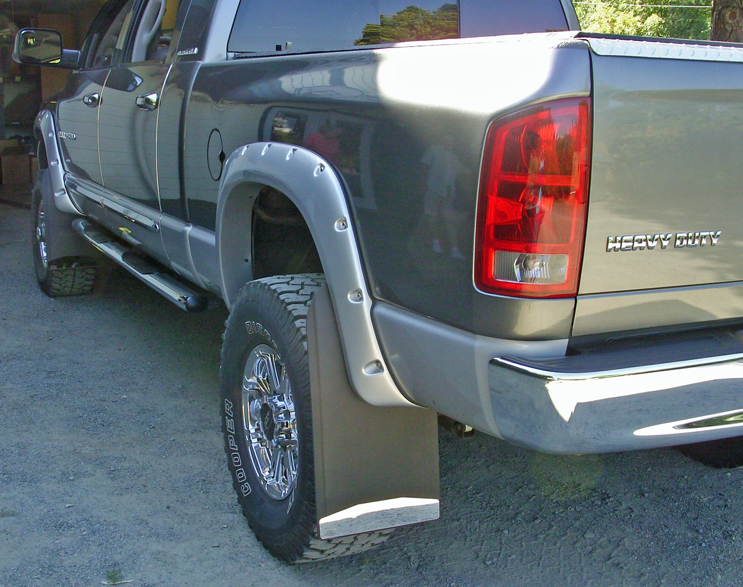 Mud Flaps Dodge Cummins Diesel Forum