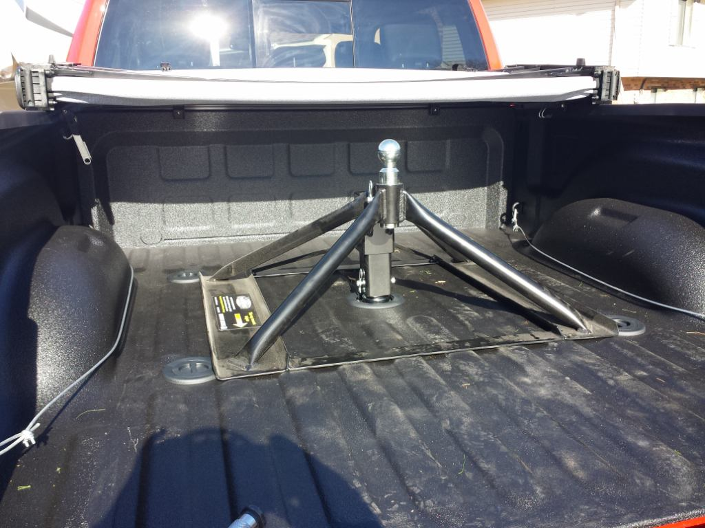 Fifth Wheel To Gooseneck Hitch >> Dodge Ram Fifth Wheel Hitch