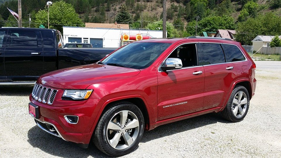 Jeep Grand Cherokee Forum >> Just Got A New 2014 Jeep Grand Cherokee Overland With Eco Diesel