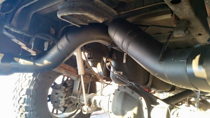Click Image For Larger Version Name 10407368102039629512177536089737493577362128n Views 3652 Size 471: 2004 Dodge Ram 2500 Dual Exhaust At Woreks.co