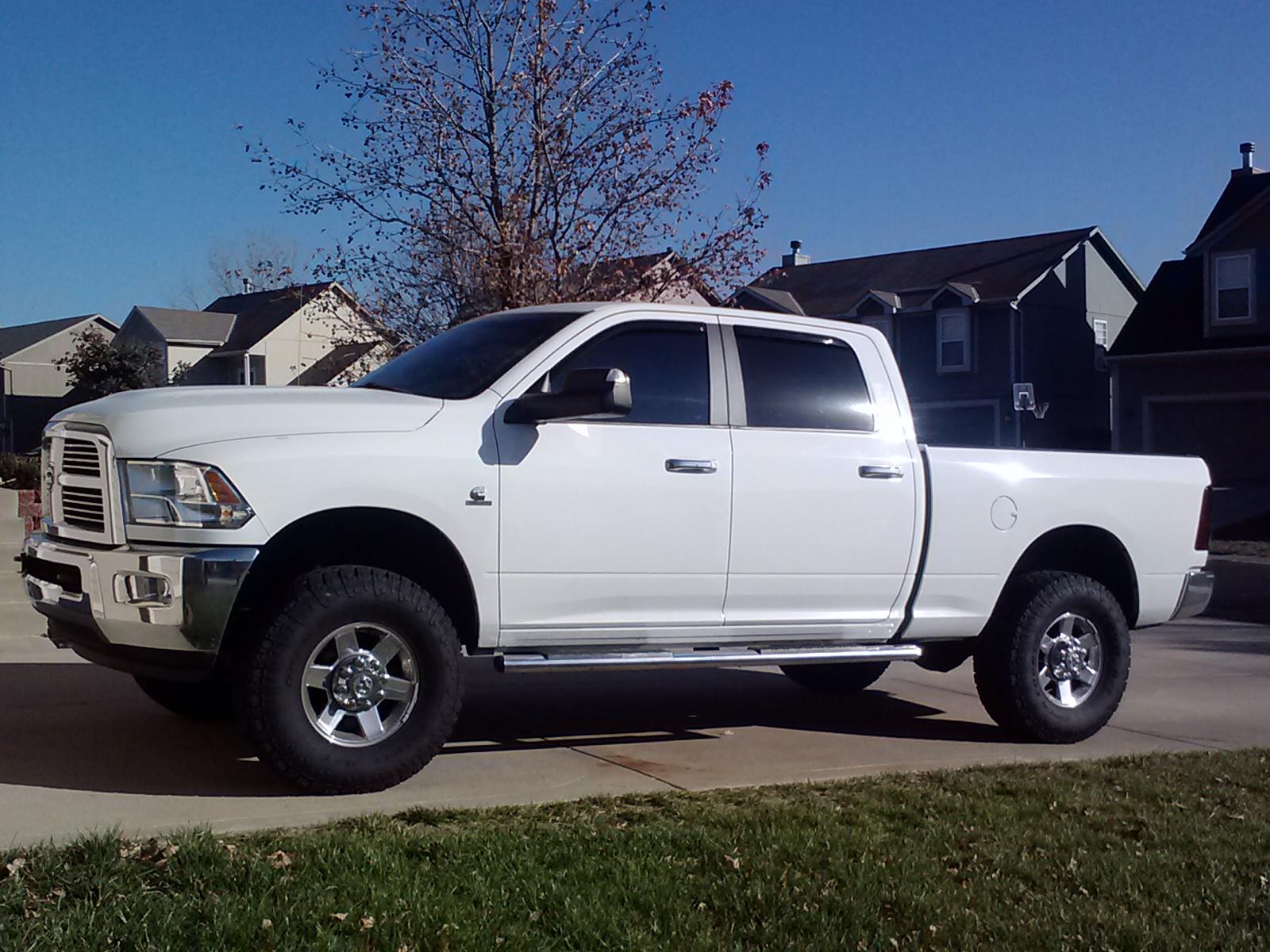 Biggest Tires On Stock Truck Dodge Cummins Diesel Forum | 2016 Car