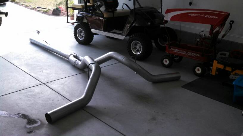 The New Flow Pro 5 Inch Dual Exhaust Kit For 4th Gen Trucks1384906935990: 2004 Dodge Ram 2500 Dual Exhaust At Woreks.co
