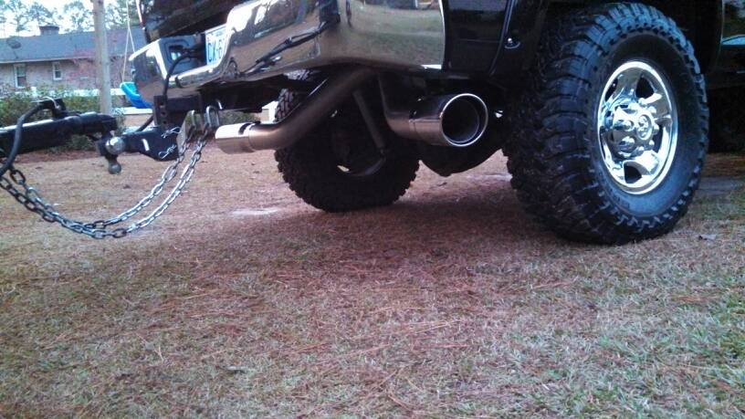 The New Flow Pro 5 Inch Dual Exhaust Kit For 4th Gen