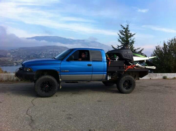 D Short Bed Flat Bed Build Questions on 2001 Dodge 2500 Diesel