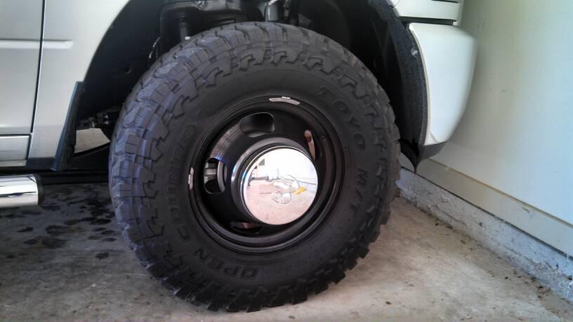Cummins Diesel Trucks >> Dually tire options - Dodge Cummins Diesel Forum