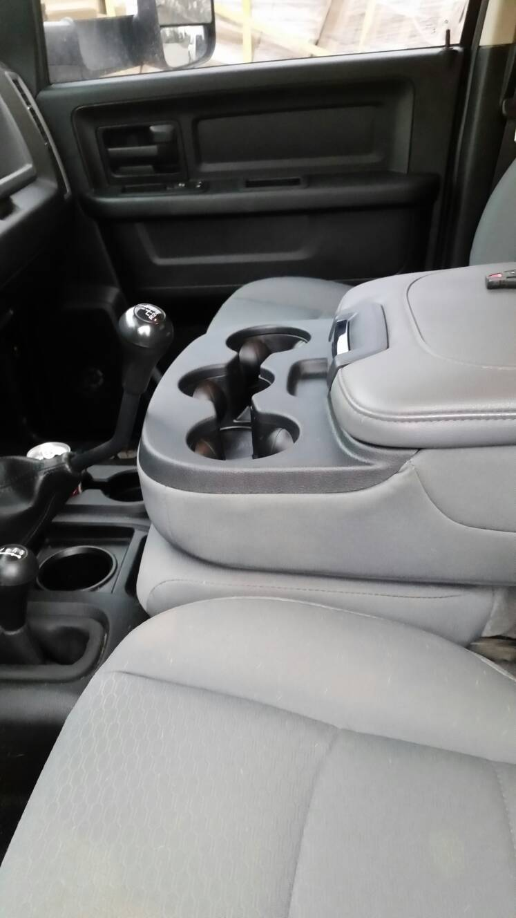 Manual to automatic center console swap - Dodge Cummins Diesel Forum