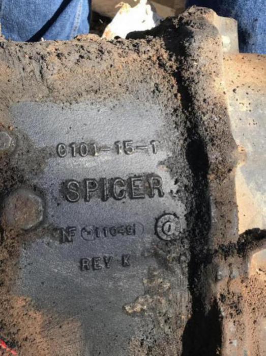 7 speed Spicer swap help!!! - Dodge Cummins Diesel Forum