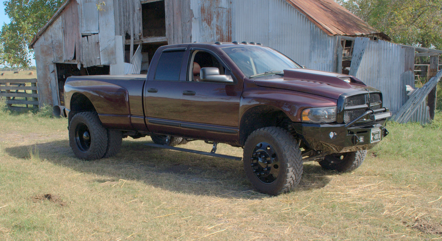 Anyone lifted their dually? - Page 2 - Dodge Cummins Diesel Forum