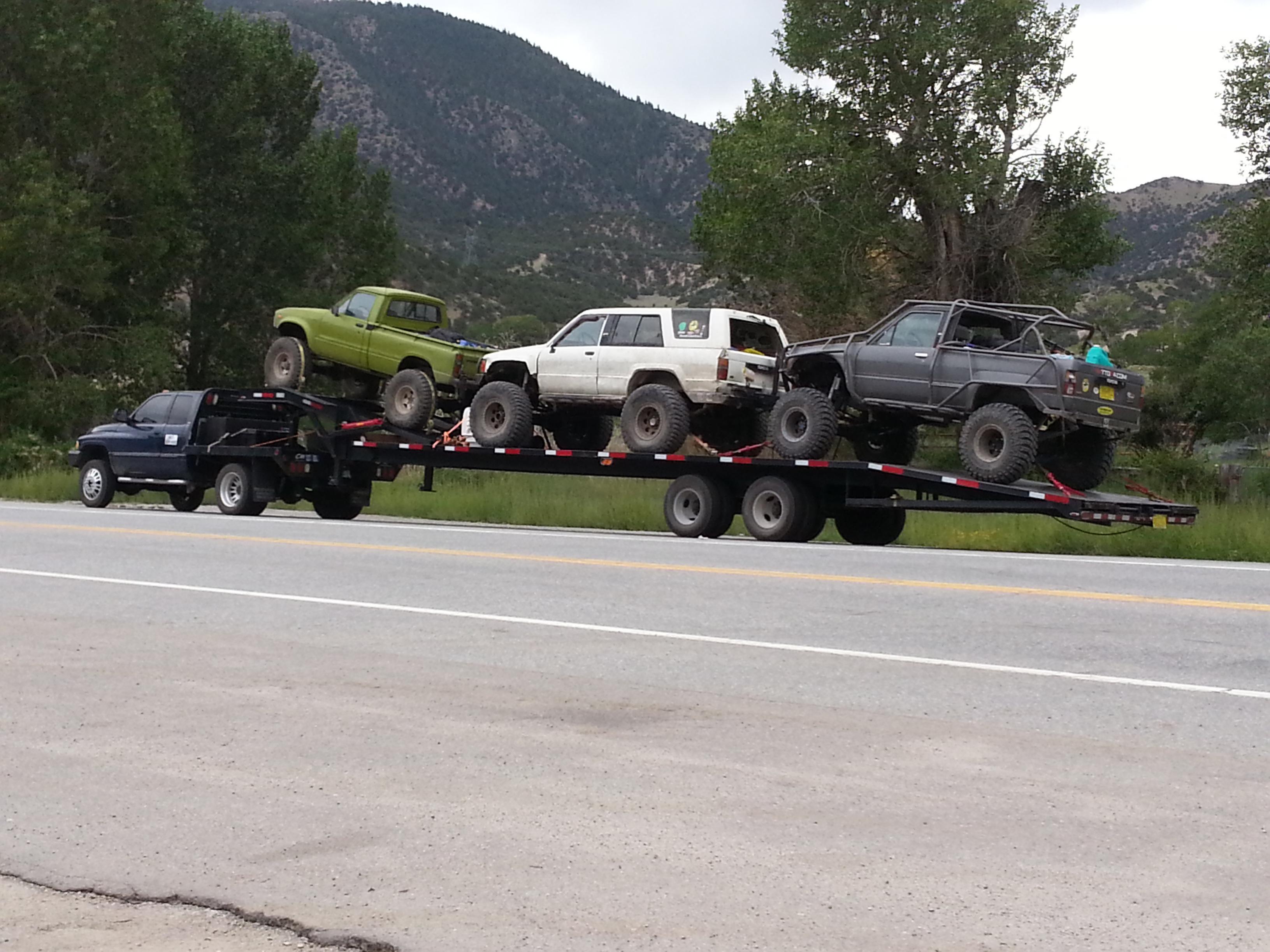 Car Hauling Cummins Build - Dodge Cummins Diesel Forum