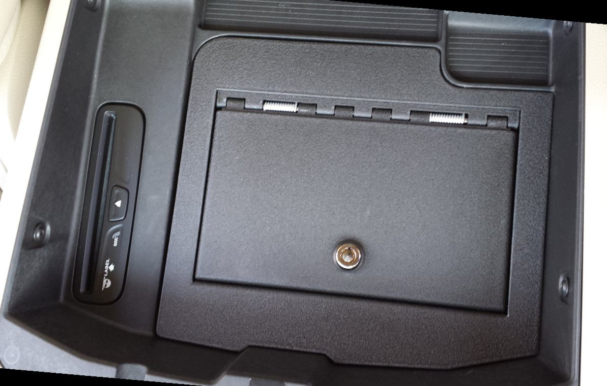 Console Vaults w/ CD player? - Dodge Cummins Diesel Forum