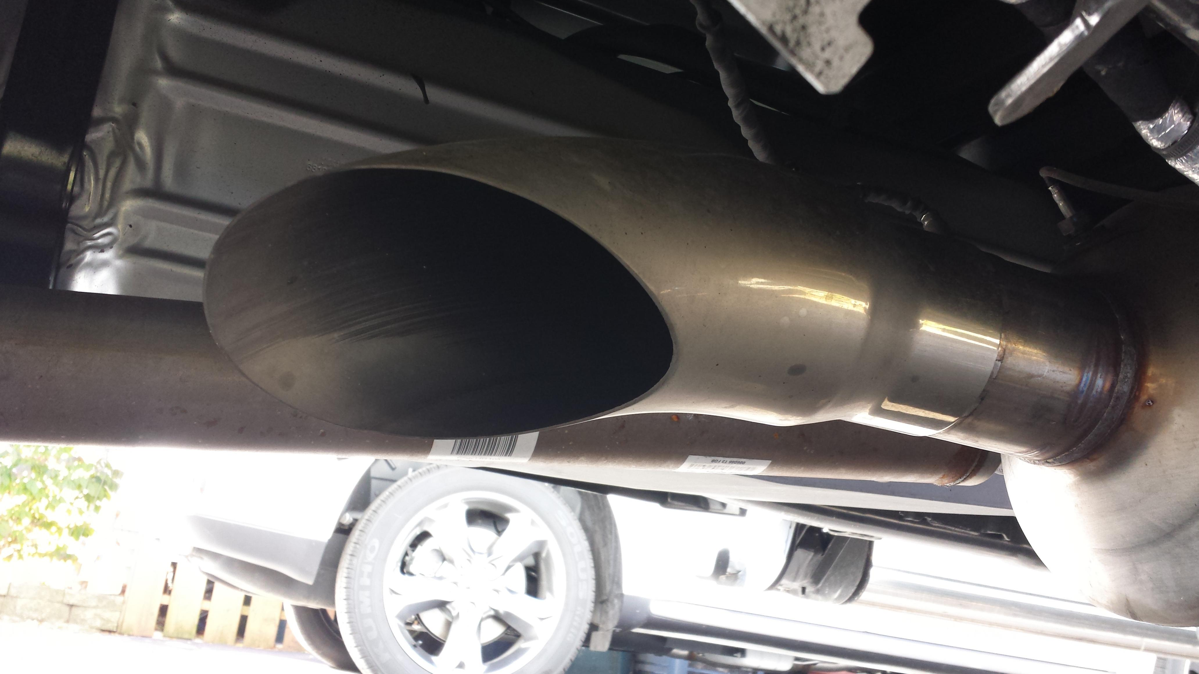 D Exhaust Tip Do You Prefer on Dodge Ram 3500 Cold Air Intake