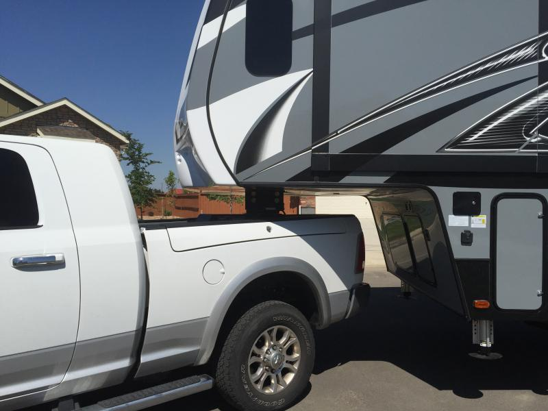 Rambox with 5th Wheel prep package / puck system - Dodge