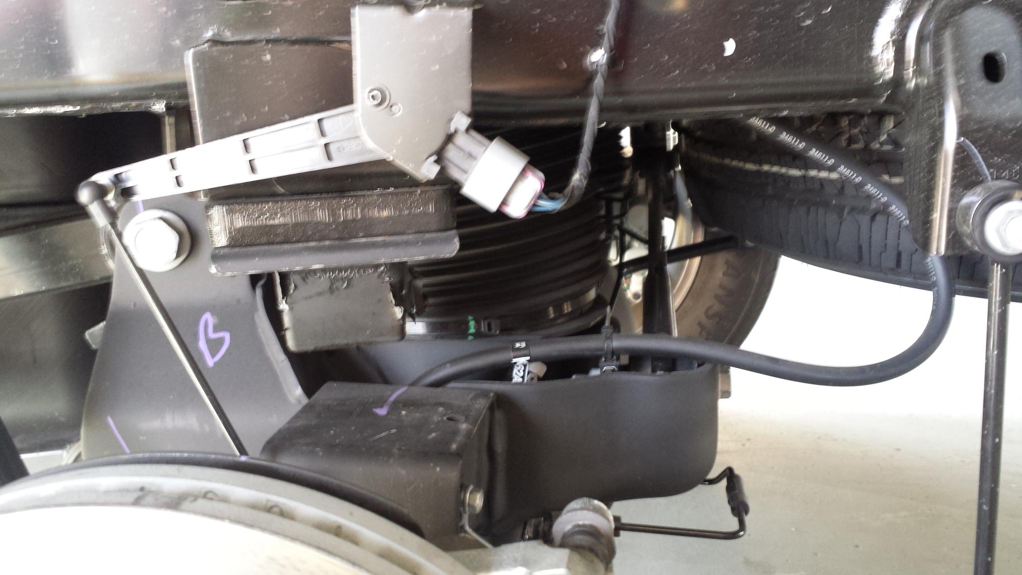 Air ride 3500 or 2500 rear auto level issues? - Dodge Cummins Diesel Forum