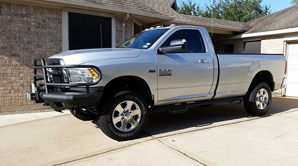 2018 Ram 2500 Mins With Chrome Wheels Hemi 6 4l 5 7l Official Picture Thread Page 2 Dodge