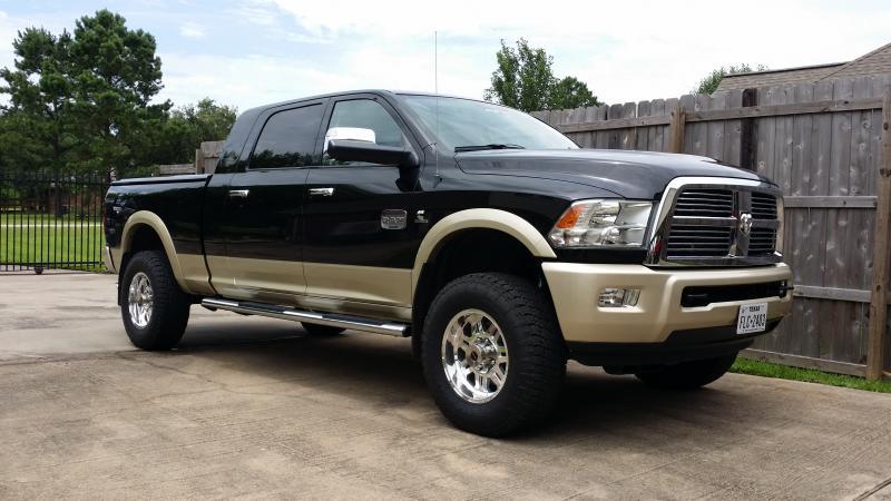 2016 Dodge Ram Reviews >> Leveled 2012 Ram Mega Cab Laramie Longhorn - Dodge Cummins Diesel Forum