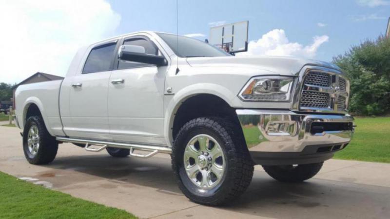 325 60 R20 on Stock 20x8 wheels - Dodge Cummins Diesel Forum