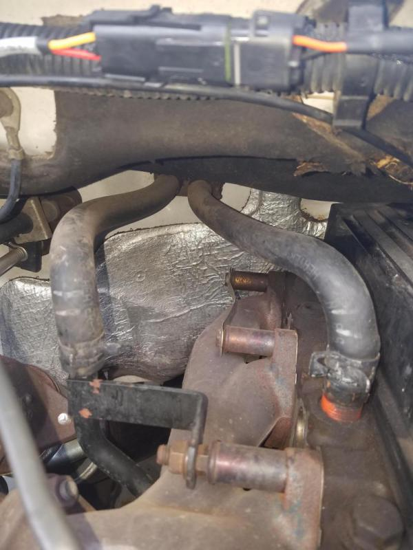 Coolant Leak Heater Core Dodge Cummins Diesel Forum