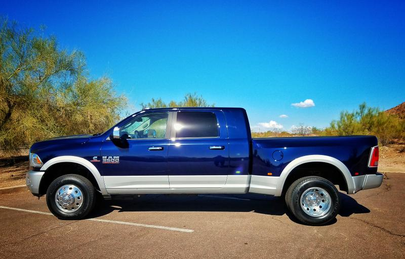 2017 Dodge Dually >> Picked Up New 2017 Ram 3500 Dually Megacab Dodge Cummins Diesel Forum