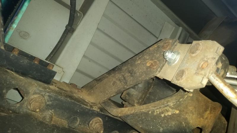 Diamond Eye exhaust  Rear hanger ??? - Dodge Cummins Diesel Forum