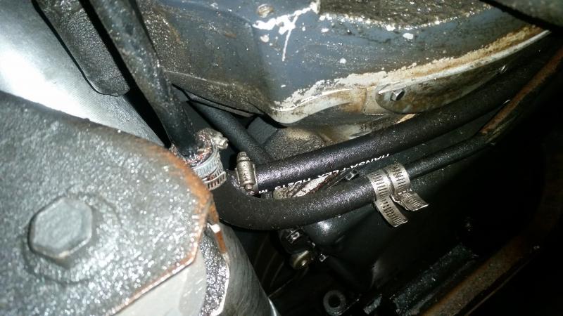 1996 dodge ram 2500 transmission cooler lines