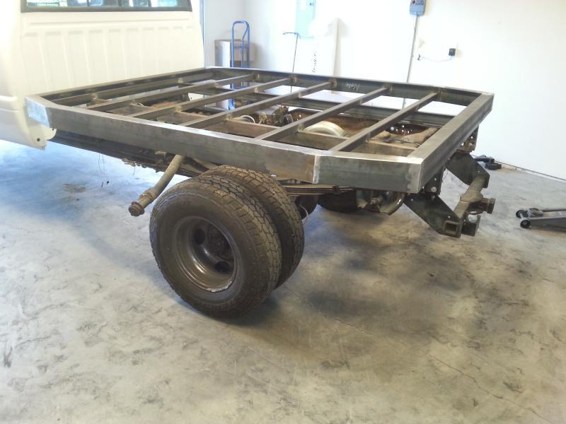 Flatbed, Buying vs Building/DIY - Dodge Cummins Diesel Forum
