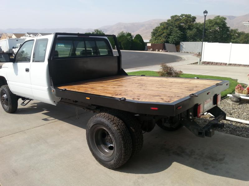 Flatbed Buying Vs Buildingdiy Dodge Cummins Diesel Forum