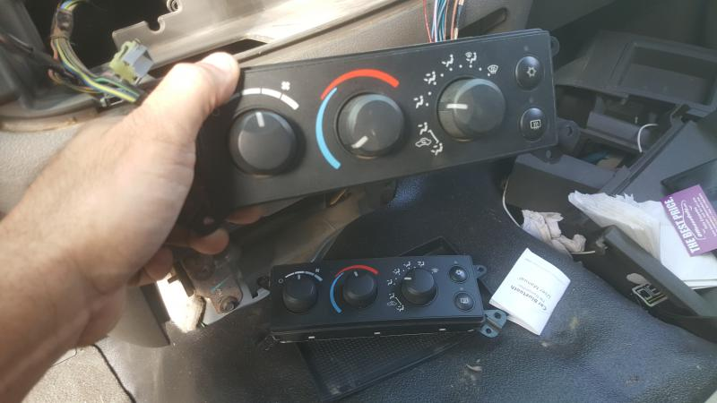 Old Dodge Trucks >> Help Code U0164 Lost Comm w/HVAC Control Module - Dodge ...