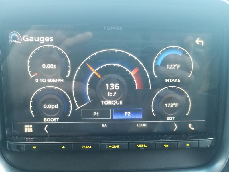 Aftermarket radio idatalink maestro - Dodge Cummins Diesel Forum
