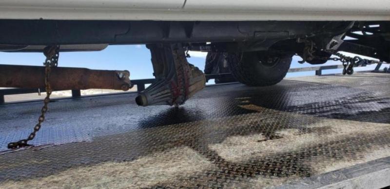 47re broke transfer case off - Dodge Cummins Diesel Forum