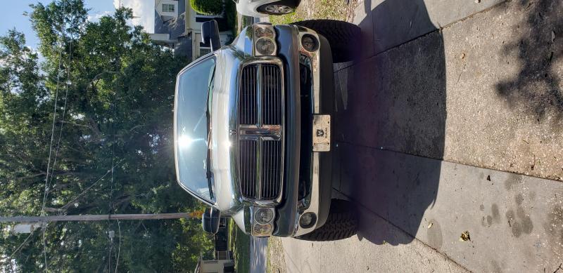 parking garage clearance issue - Dodge Cummins Diesel Forum