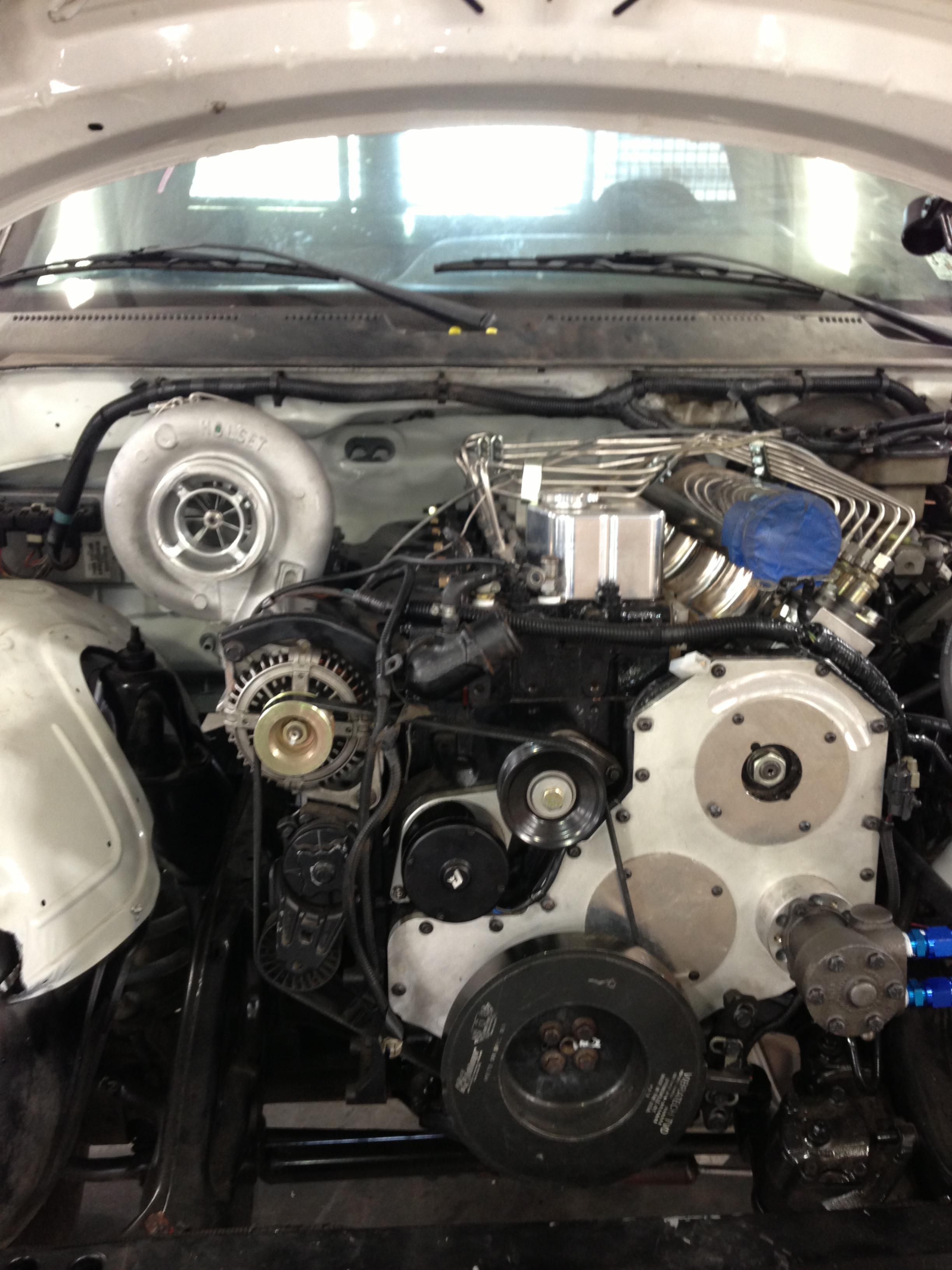 Lets See Your Engine Bay Page 7 Dodge Cummins Diesel Forum