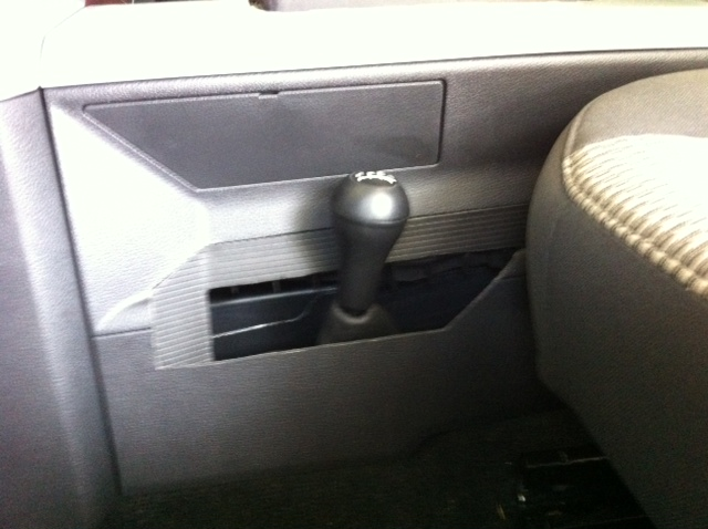 Column shifter to center consol shifter conversion - Page 21