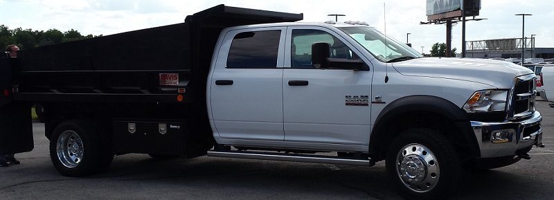 New 5500 dump truck making noise from tranny - Dodge Cummins Diesel Forum