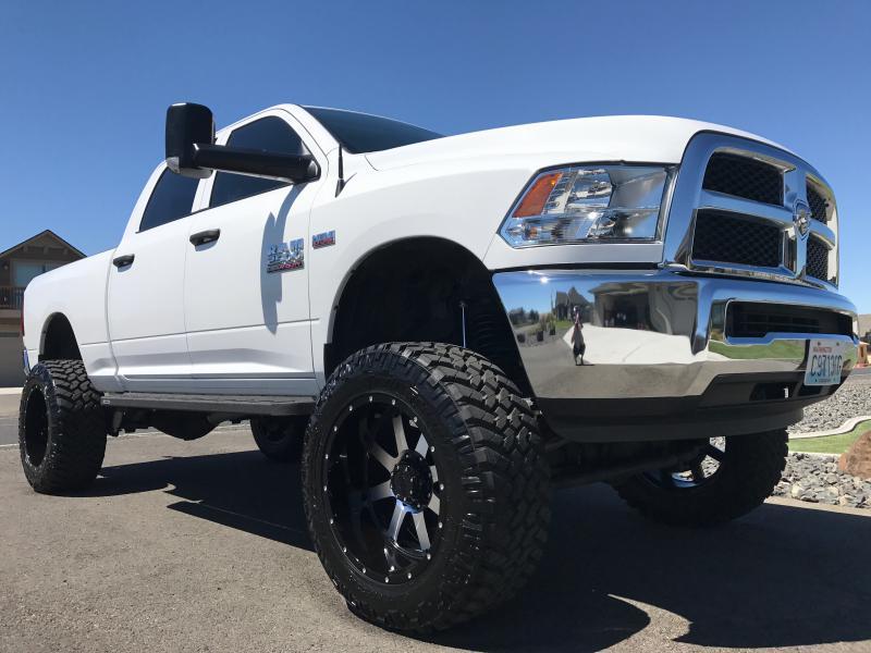 Tri Cities Dodge >> Ram 2500 Hemi lifted on 37s - Dodge Cummins Diesel Forum