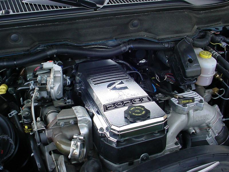 Dodge Ram Cummins >> 6.7L Chrome Valve Cover - Dodge Cummins Diesel Forum