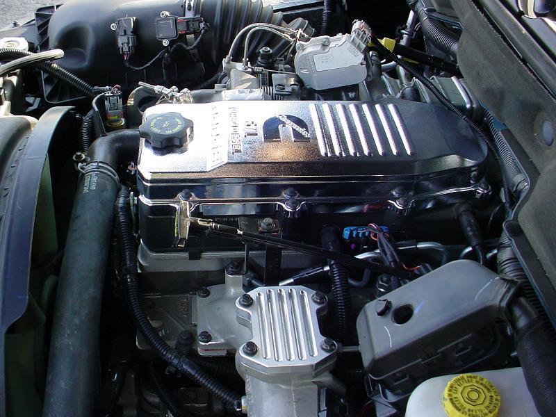 6 7l Chrome Valve Cover Dodge Cummins Diesel Forum
