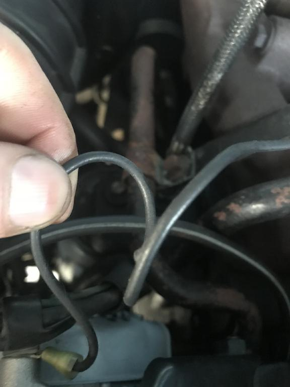 Any idea why previous owner did this? - Dodge Cummins Diesel Forum