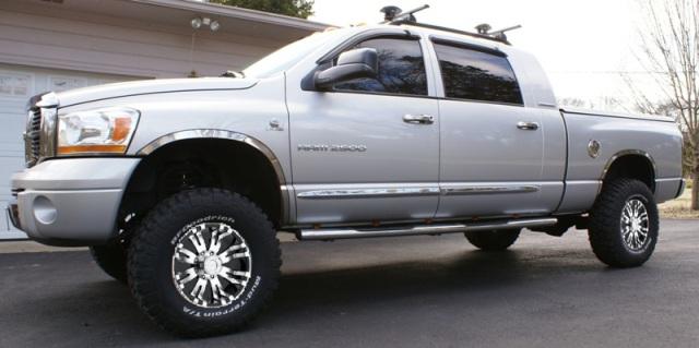 Pro Comp and american eagle wheels - Dodge Cummins Diesel ...