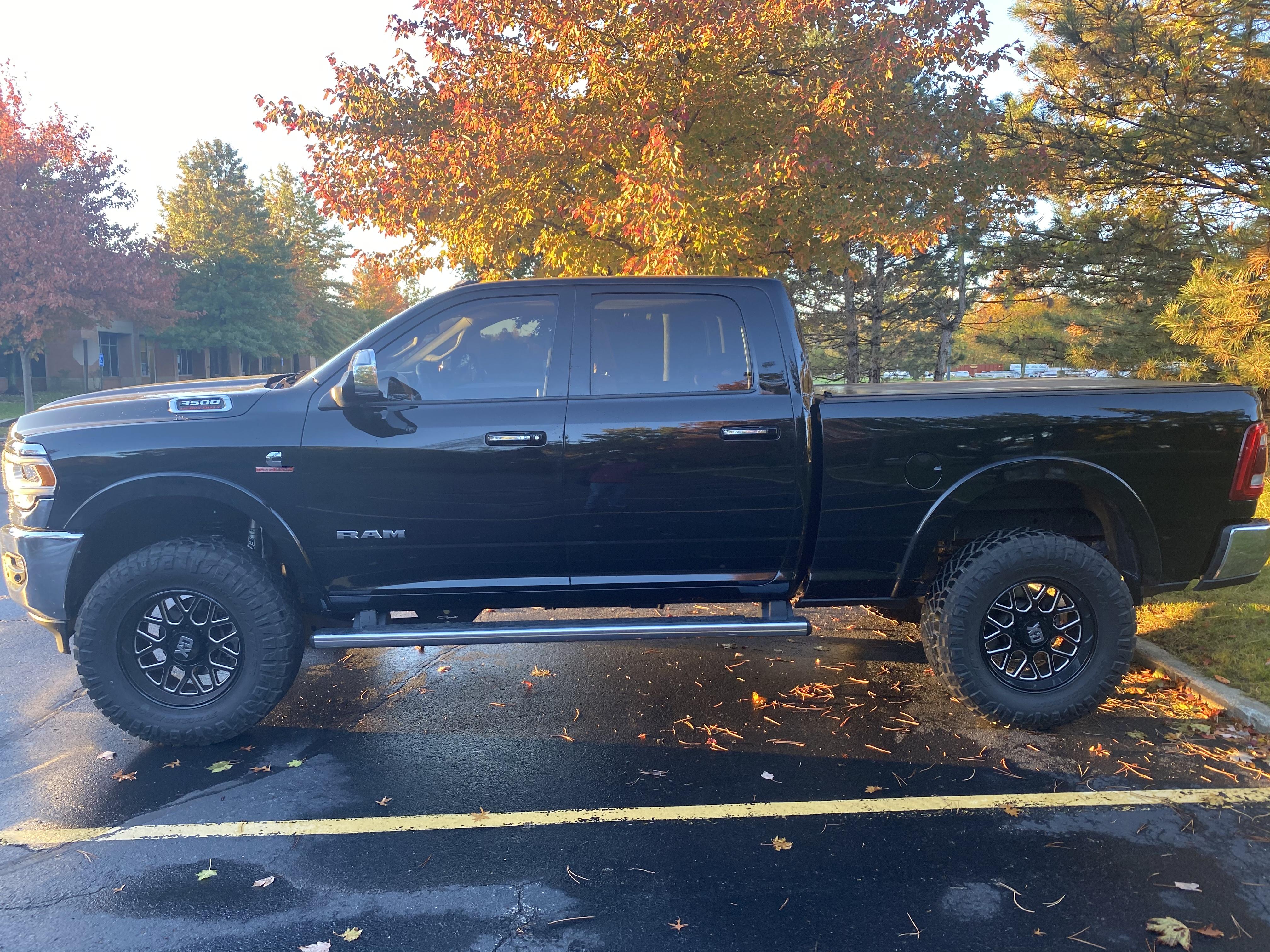 35 Vs 37 2500 Ctd Dodge Cummins Diesel Forum