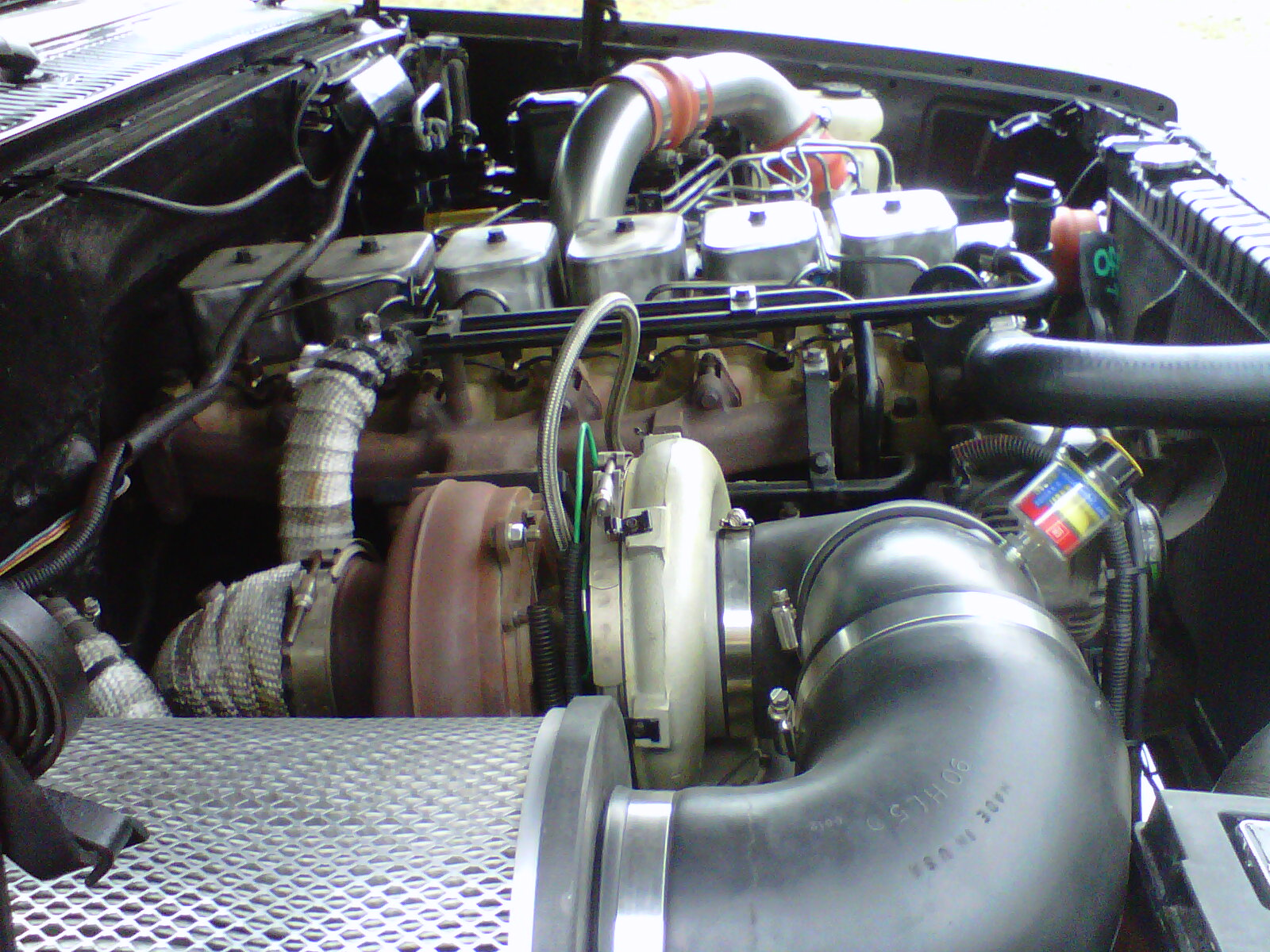 Show Off Your 12 Valves From 1st Gen To 2nd Gen Lets See