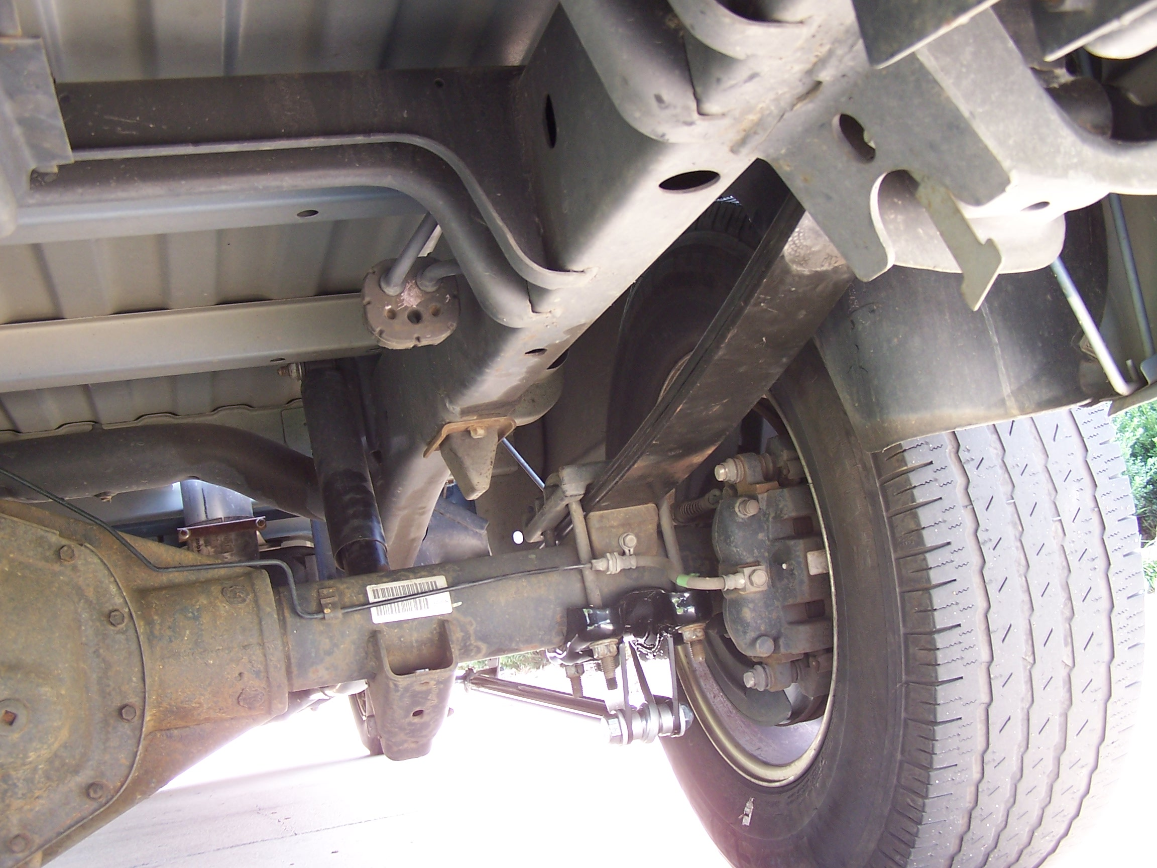 Drag suspension on my 2wd is almost done!!!!!! - Dodge Cummins