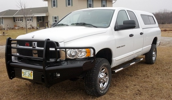 Old Dodge Ram >> Ranch Hand Style and Steel Bumpers - Dodge Cummins Diesel ...