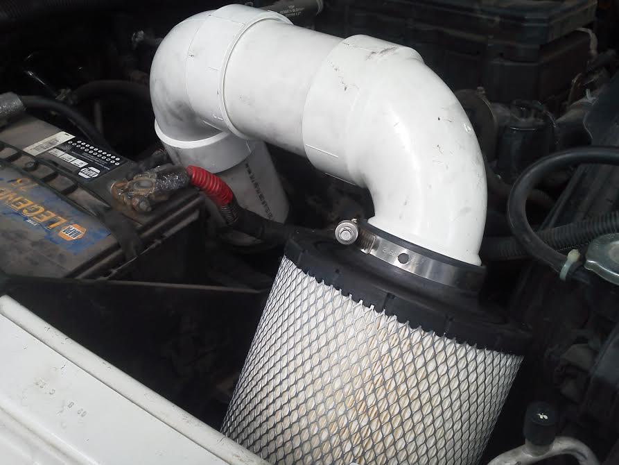6637 diy intake - dodge cummins diesel forum