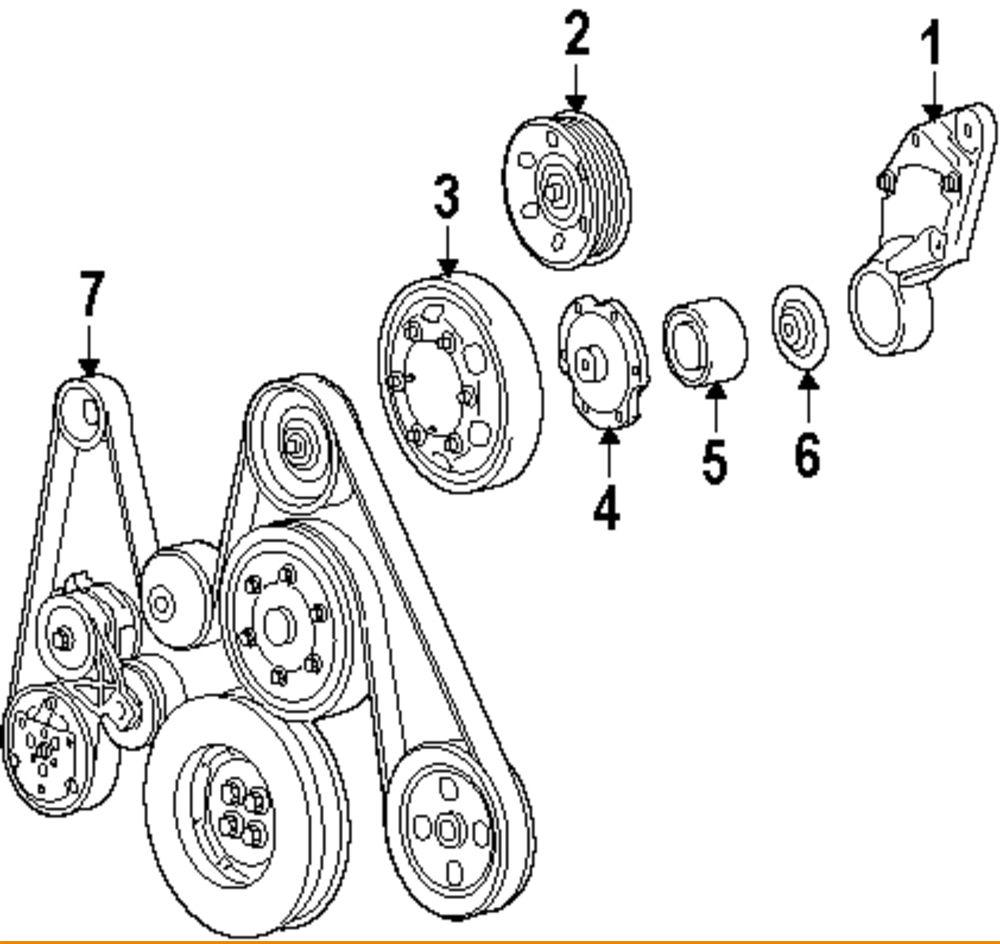 180626d1392092134 fan belt broke replace fan clutch copy fan assembly fan belt broke, replace fan clutch? dodge cummins diesel forum fan clutch diagram for c-15 cat engine at gsmx.co