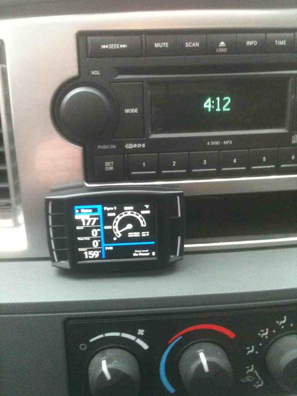 Dodge Ram Quad Cab >> Mini-Maxx mounting solution - Dodge Cummins Diesel Forum