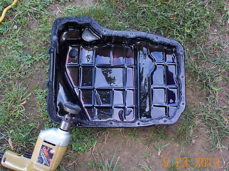 68RFE Transmission Filters & Fluid Change - Dodge Cummins Diesel Forum