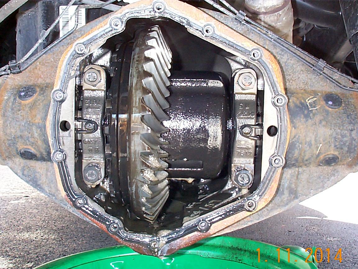 11 8 300mm Aam Rear Axle Fluid Change Page 2 Dodge