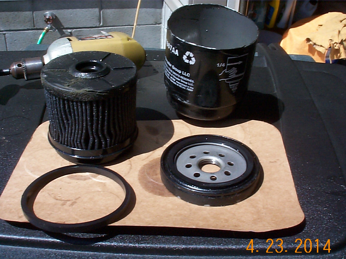 Fuel Filter Knowledge Dodge Cummins Diesel Forum Fleetguard Filters For Im Out Of Warrantybut I Will Continue To Use Mopar Parker Racor And Replace Them Both Within The 15k Mile Suggested Interval